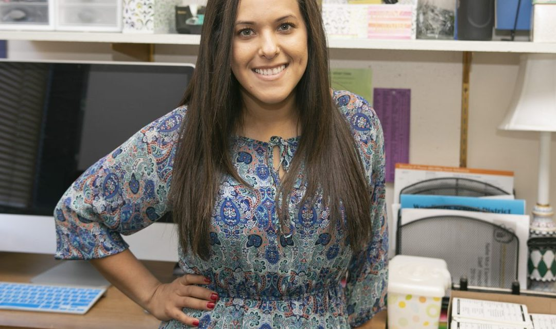 Profile: Meet Nellie Muir's Assistant Principal